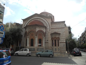 Athens Church